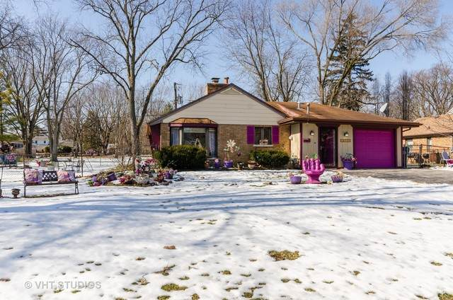 18736 Ashland Avenue, Homewood, IL 60430 (MLS #10645606) :: The Wexler Group at Keller Williams Preferred Realty