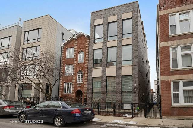 1525 W Fry Street #1, Chicago, IL 60642 (MLS #10645759) :: John Lyons Real Estate