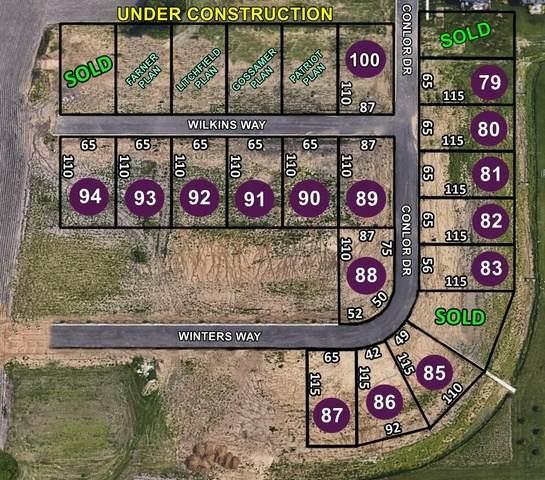 Lot 93 Wilkins Way, Bloomington, IL 61704 (MLS #10646213) :: Jacqui Miller Homes