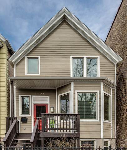 1134 W Addison Street, Chicago, IL 60613 (MLS #10646440) :: BN Homes Group