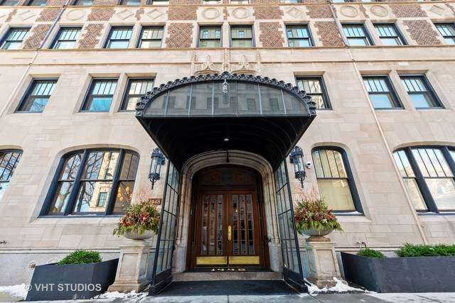1448 N Lake Shore Drive 7C, Chicago, IL 60610 (MLS #10646450) :: Property Consultants Realty