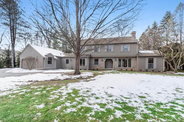 26 Meadowood Lane, Northfield, IL 60093 (MLS #10646827) :: Helen Oliveri Real Estate