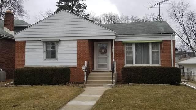 1660 Henry Avenue, Des Plaines, IL 60016 (MLS #10647327) :: Helen Oliveri Real Estate