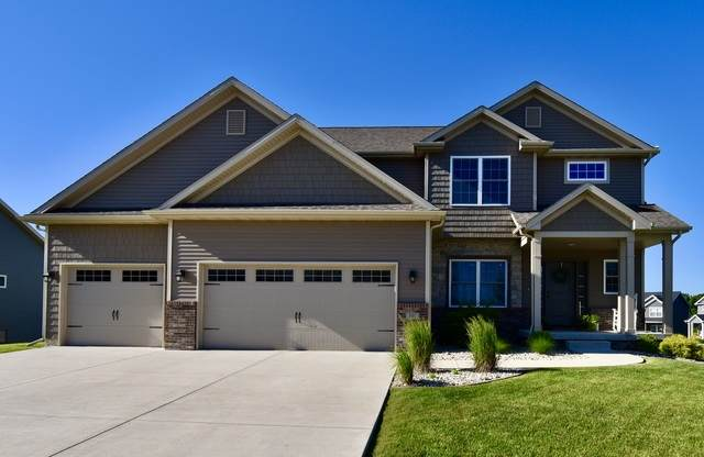 501 Raef Road, Downs, IL 61736 (MLS #10647362) :: BN Homes Group