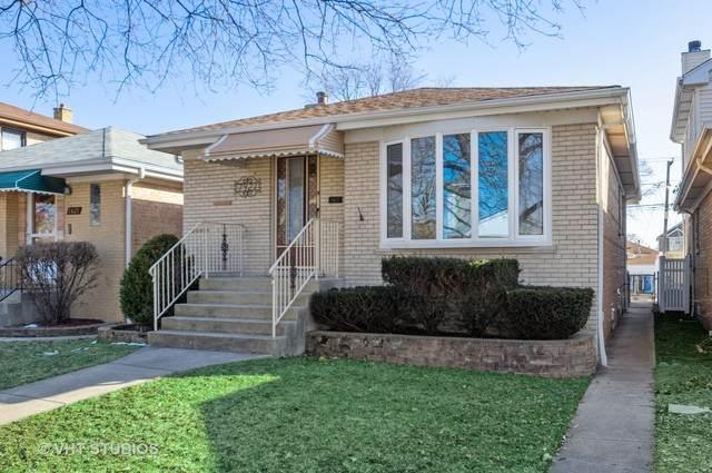 7421 N Oleander Avenue, Chicago, IL 60631 (MLS #10647541) :: Helen Oliveri Real Estate