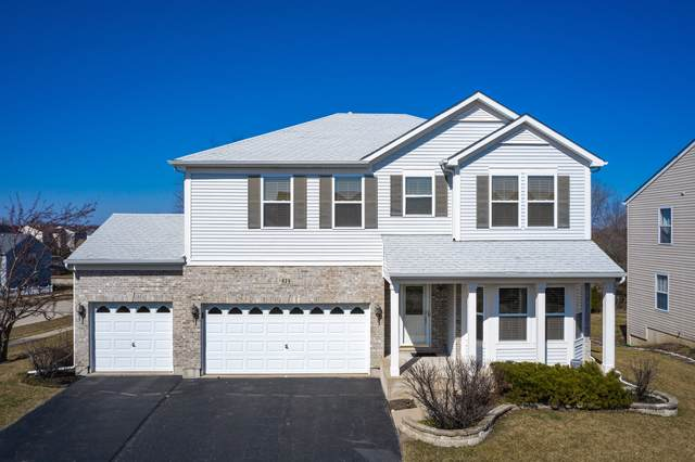 614 Sara Lane, Marengo, IL 60152 (MLS #10647598) :: Suburban Life Realty
