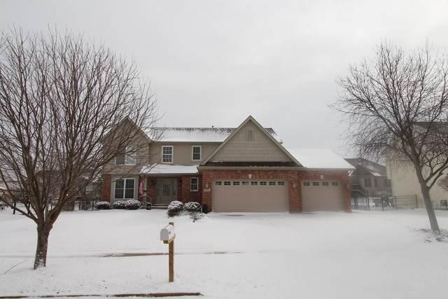 2512 Crooked Creek Road, Bloomington, IL 61705 (MLS #10647861) :: Janet Jurich