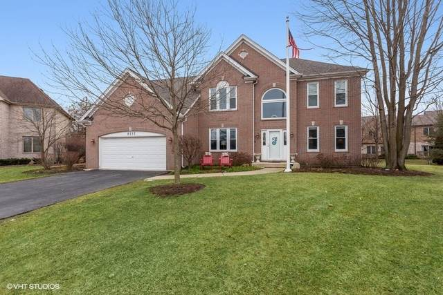 9137 Winding Court, Willow Springs, IL 60480 (MLS #10648395) :: The Perotti Group | Compass Real Estate