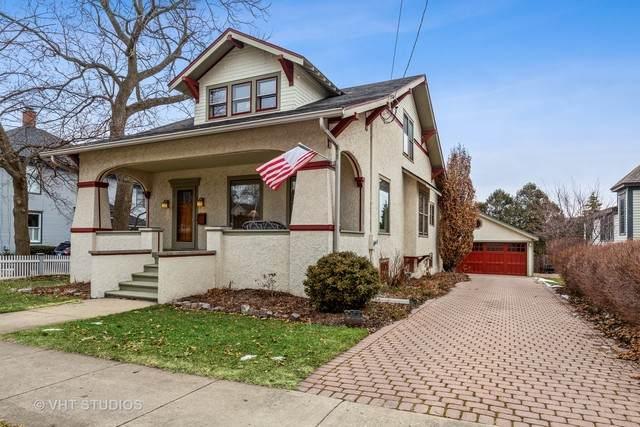 118 W Lake Street, Barrington, IL 60010 (MLS #10648634) :: Helen Oliveri Real Estate