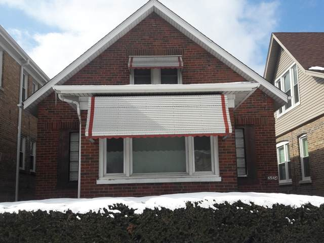 6544 N Harlem Avenue, Chicago, IL 60631 (MLS #10648762) :: Helen Oliveri Real Estate