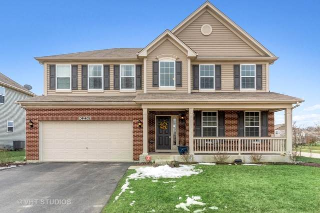 34W459 Valley Circle, St. Charles, IL 60174 (MLS #10649319) :: John Lyons Real Estate