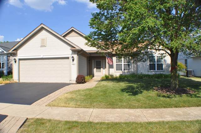 400 Honors Court, Shorewood, IL 60404 (MLS #10649353) :: The Wexler Group at Keller Williams Preferred Realty