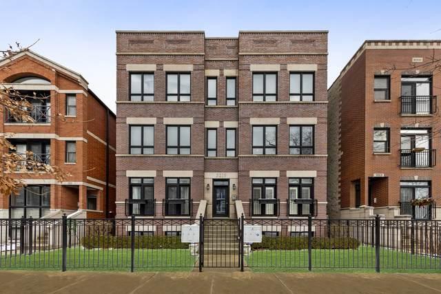 3219 N Racine Avenue 2S, Chicago, IL 60657 (MLS #10649390) :: Angela Walker Homes Real Estate Group