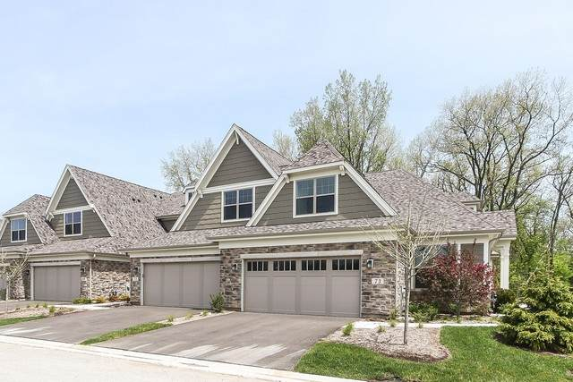 33 Woodland Lot #7 Trail, Lincolnshire, IL 60069 (MLS #10651380) :: John Lyons Real Estate