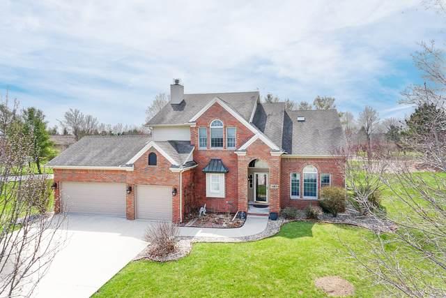 1103 Turtle Creek Cc Court, Normal, IL 61761 (MLS #10652784) :: Jacqui Miller Homes