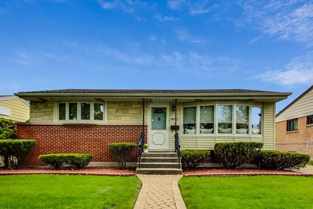 8542 N Olcott Avenue, Niles, IL 60714 (MLS #10653700) :: Helen Oliveri Real Estate