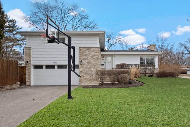1216 Dartmouth Lane, Deerfield, IL 60015 (MLS #10654734) :: John Lyons Real Estate