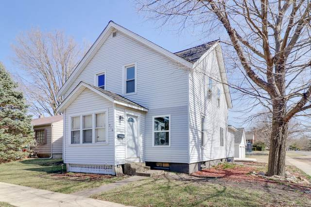 216 S Main Avenue, MINIER, IL 61759 (MLS #10655955) :: Janet Jurich