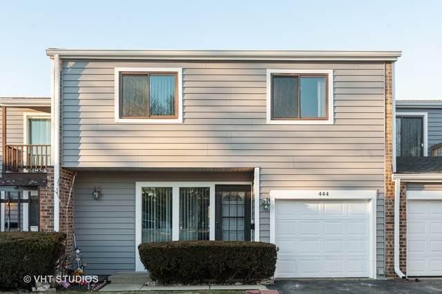 444 Buckeye Drive, Wheeling, IL 60090 (MLS #10656660) :: John Lyons Real Estate