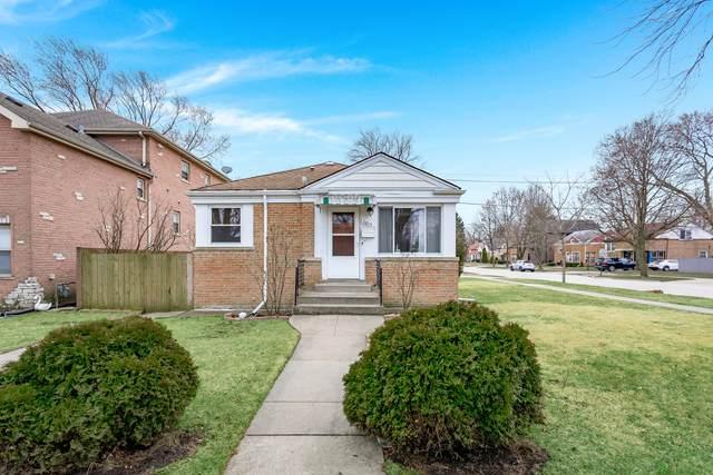 5819 Church Street, Morton Grove, IL 60053 (MLS #10657348) :: Baz Network | Keller Williams Elite