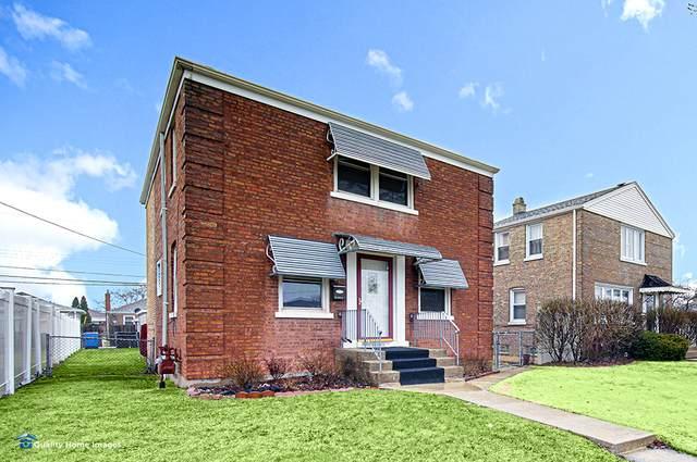 5304 S Ridgeway Avenue, Chicago, IL 60632 (MLS #10660010) :: John Lyons Real Estate