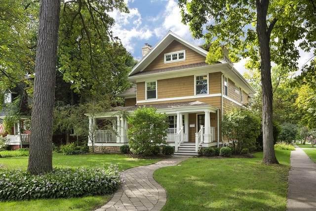 814 Grove Street, Glencoe, IL 60022 (MLS #10660568) :: Janet Jurich