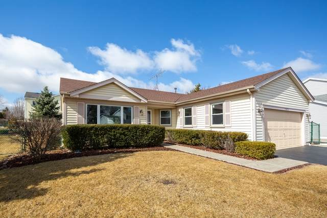 1478 Loch Lomond Drive, Crystal Lake, IL 60014 (MLS #10660595) :: Property Consultants Realty