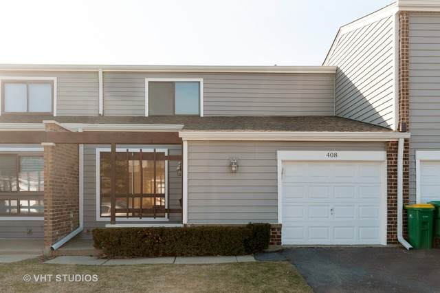 408 Harmony Drive, Wheeling, IL 60090 (MLS #10660786) :: John Lyons Real Estate
