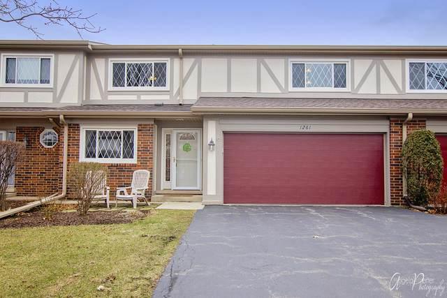 1261 Briarwood Lane, Libertyville, IL 60048 (MLS #10661033) :: Littlefield Group