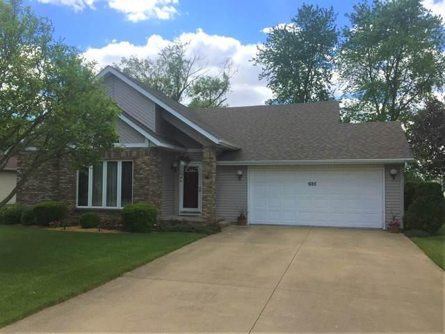 695 N Vernon Street, Herscher, IL 60941 (MLS #10661157) :: Property Consultants Realty