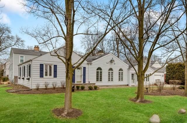1563 Mount Pleasant Street, Northfield, IL 60093 (MLS #10662274) :: The Wexler Group at Keller Williams Preferred Realty