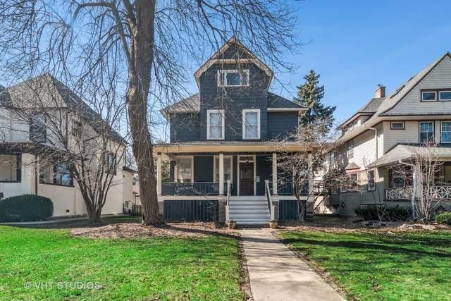 135 S Scoville Avenue, Oak Park, IL 60302 (MLS #10663903) :: Helen Oliveri Real Estate