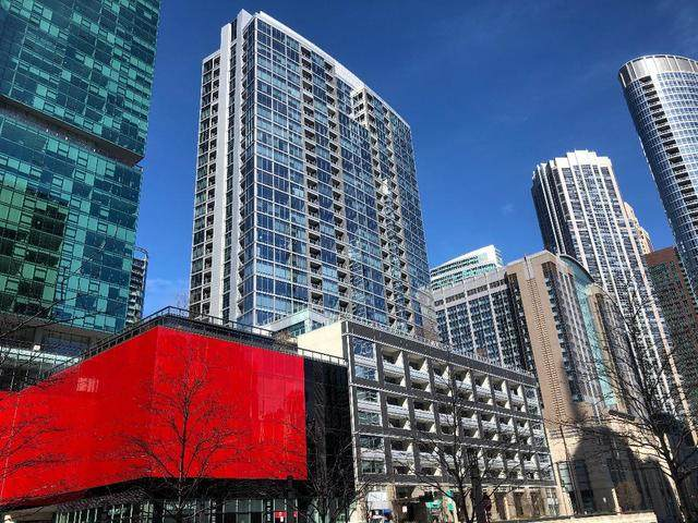 240 E Illinois Street #2403, Chicago, IL 60611 (MLS #10664260) :: Property Consultants Realty