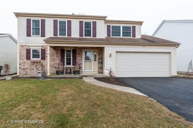 161 Knightsbridge Drive, Mundelein, IL 60060 (MLS #10664638) :: Ryan Dallas Real Estate