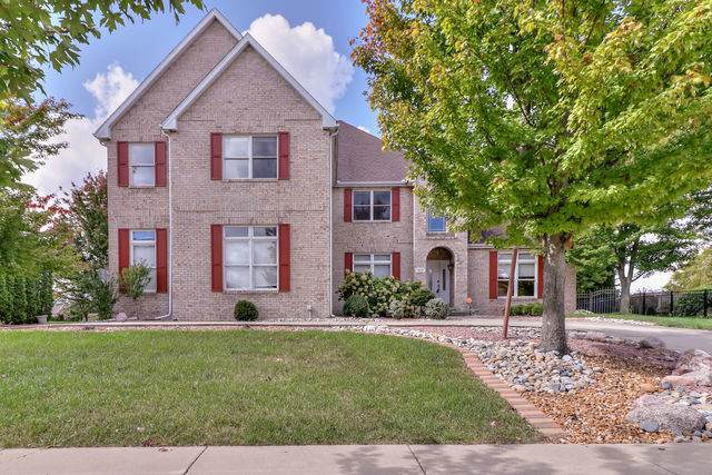 1809 Mullikin Drive, Champaign, IL 61822 (MLS #10665911) :: BN Homes Group