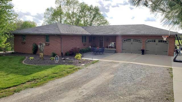 459 Carlock Road, Carlock, IL 61725 (MLS #10666218) :: BN Homes Group