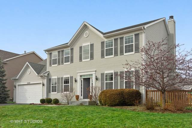 2425 Trailside Lane, Wauconda, IL 60084 (MLS #10666811) :: The Wexler Group at Keller Williams Preferred Realty