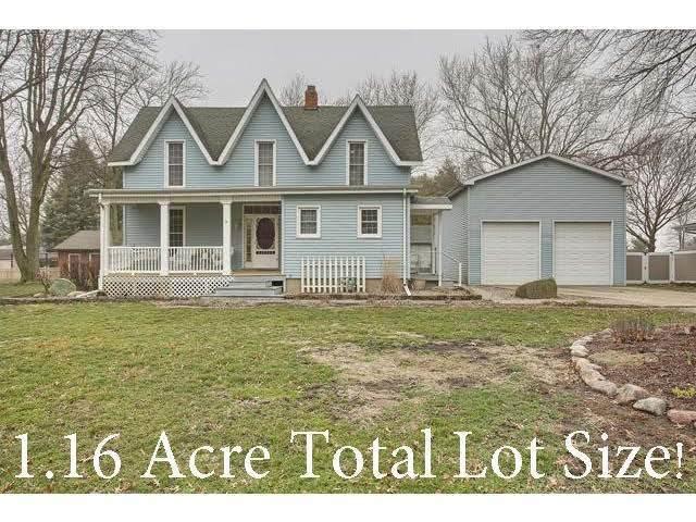 412 E Locust Street, TOLONO, IL 61880 (MLS #10666845) :: Ryan Dallas Real Estate