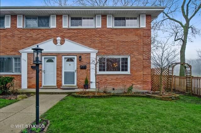 336 Skokie Court, Wilmette, IL 60091 (MLS #10667008) :: Property Consultants Realty