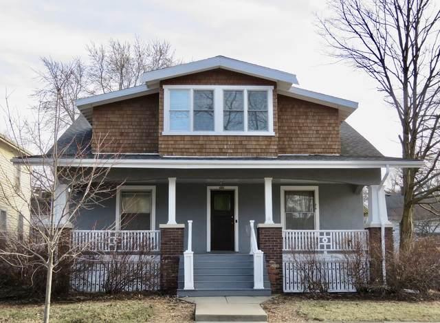 601 E Grove Street, Bloomington, IL 61701 (MLS #10667683) :: BN Homes Group
