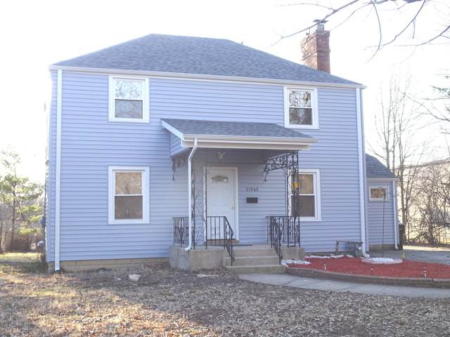 21968 Richton Road, Richton Park, IL 60471 (MLS #10667702) :: Property Consultants Realty