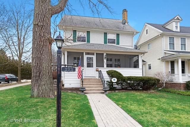 399 Ridge Avenue, Winnetka, IL 60093 (MLS #10668977) :: Property Consultants Realty