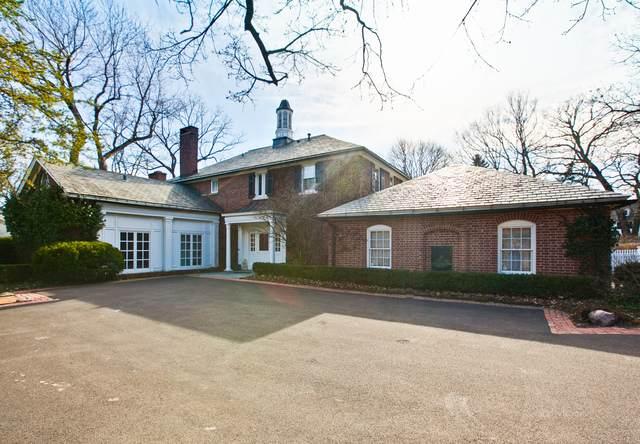 963 Elm Tree Road, Lake Forest, IL 60045 (MLS #10669088) :: Angela Walker Homes Real Estate Group