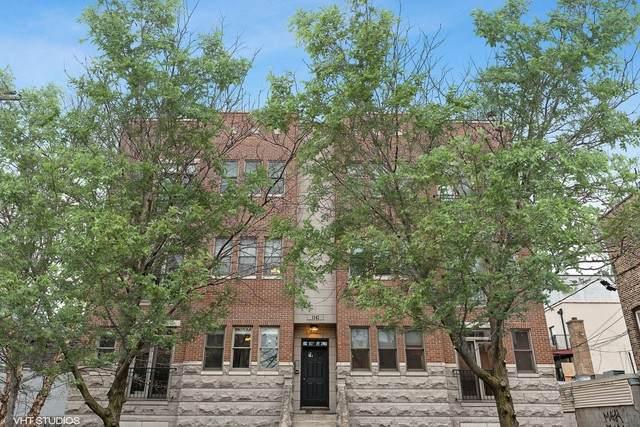 1142 N Wood Street 2S, Chicago, IL 60622 (MLS #10669688) :: John Lyons Real Estate