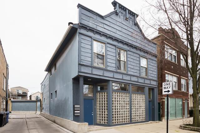 1437 W Thomas Street, Chicago, IL 60642 (MLS #10669772) :: Property Consultants Realty