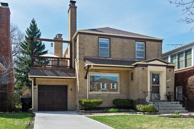 9334 S Oakley Avenue, Chicago, IL 60643 (MLS #10669966) :: The Wexler Group at Keller Williams Preferred Realty