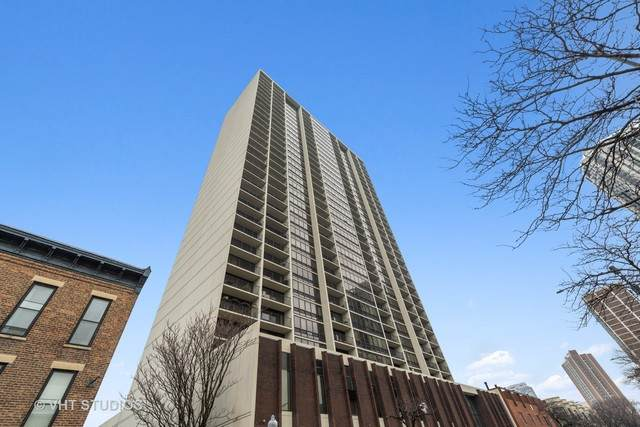 1636 N Wells Street #1003, Chicago, IL 60614 (MLS #10670286) :: Property Consultants Realty