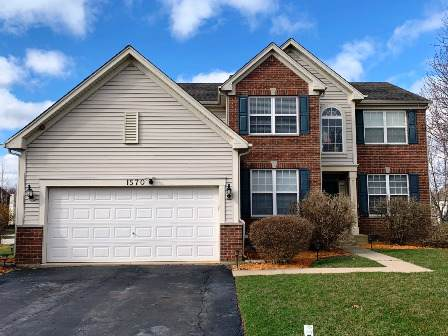 1570 Russell Drive, Hoffman Estates, IL 60192 (MLS #10670541) :: Knott's Real Estate Team