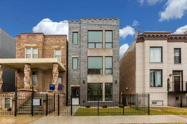 4341 S Berkeley Avenue #1, Chicago, IL 60653 (MLS #10671698) :: The Dena Furlow Team - Keller Williams Realty