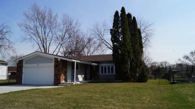 809 Duxbury Lane, Schaumburg, IL 60193 (MLS #10672952) :: BN Homes Group